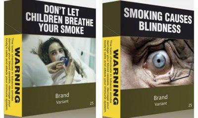 Tobacco Plain Packaging
